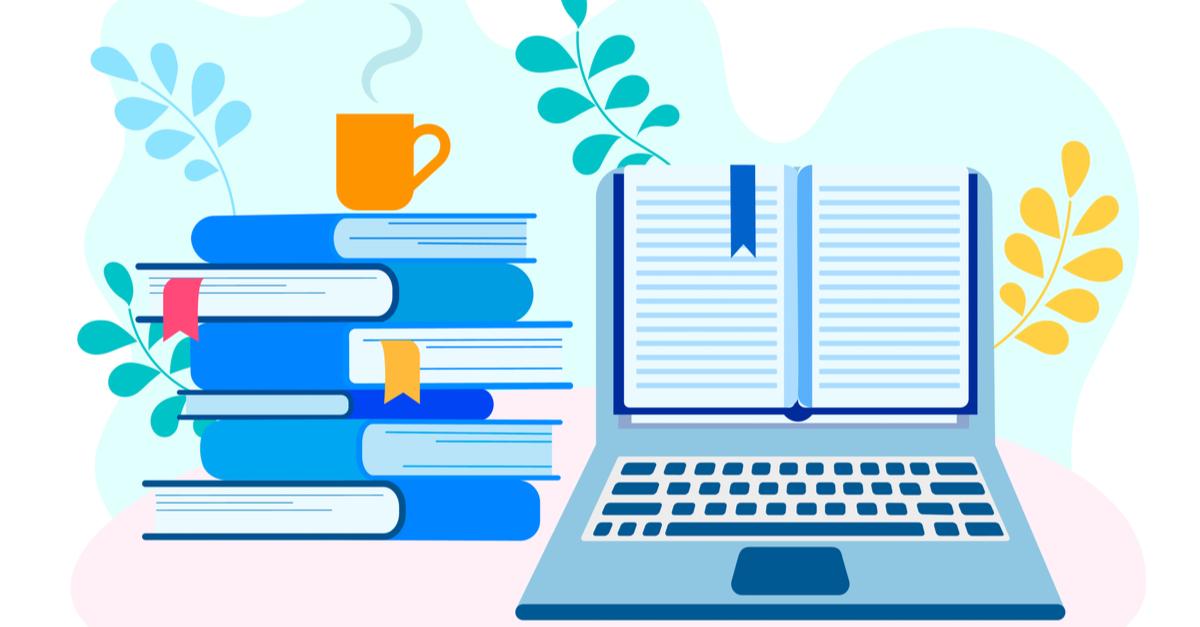 study laptop